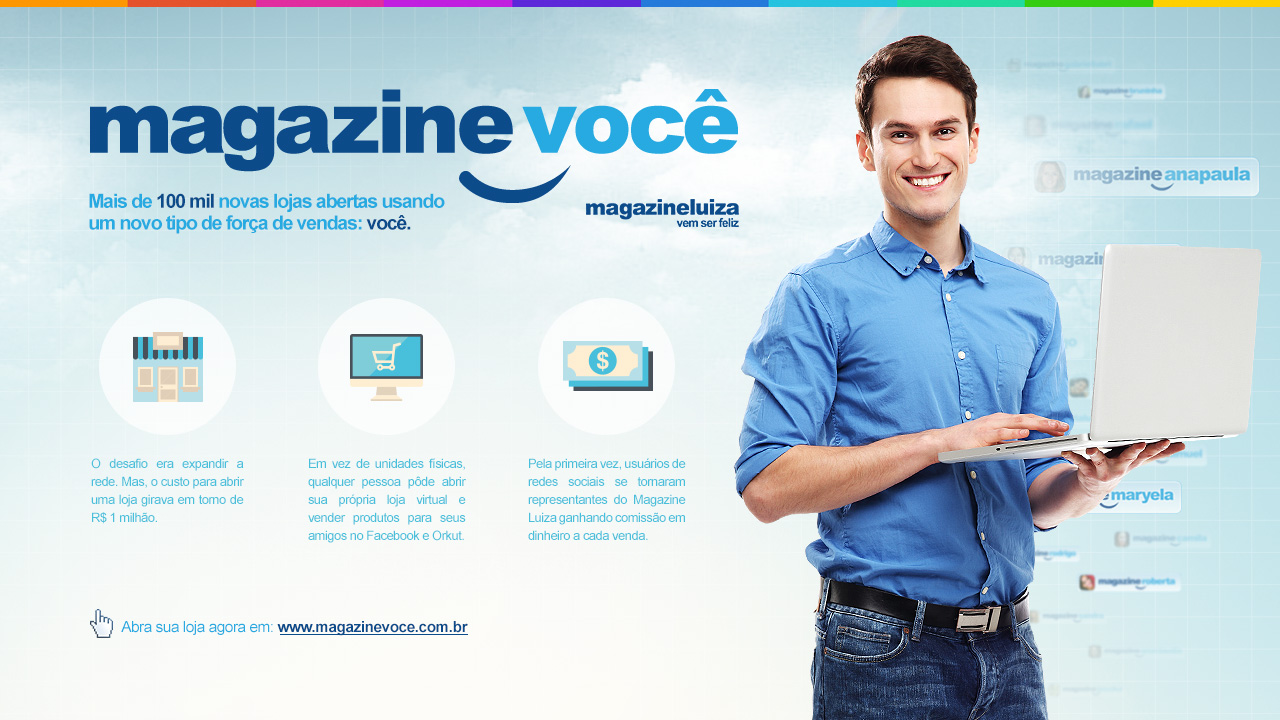 05ec9eda1 Como montar sua loja virtual Magazine Você hoje mesmo!