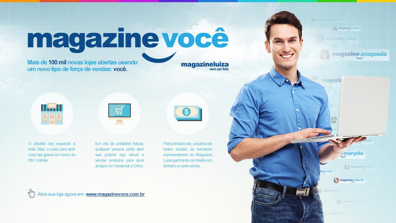 loja virtual magazine você 1