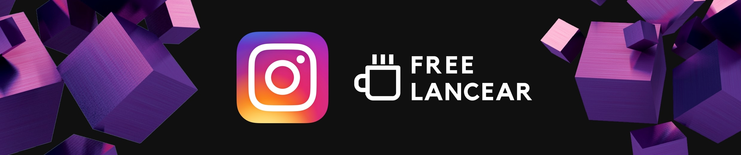 começar a ser freelancer na internet no instagram
