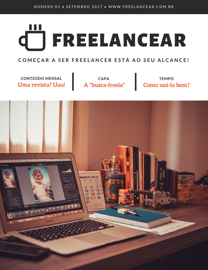 Revista Freelancear Número 001