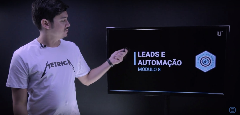 Curso Marketing de Conteúdo 2.0 leads e automacao