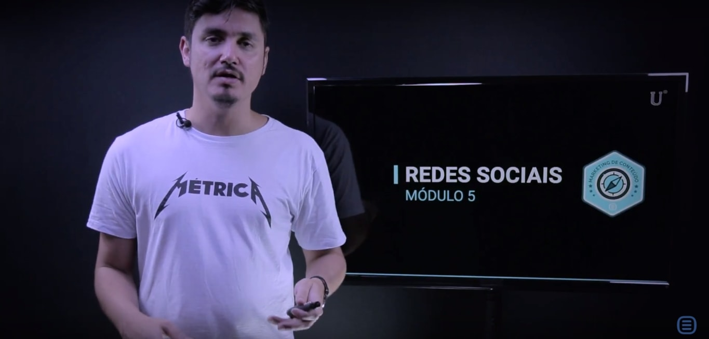 Curso Marketing de Conteúdo 2.0 redes sociais