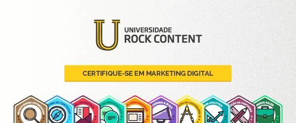 Producao de Conteudo Universidade Rock Content