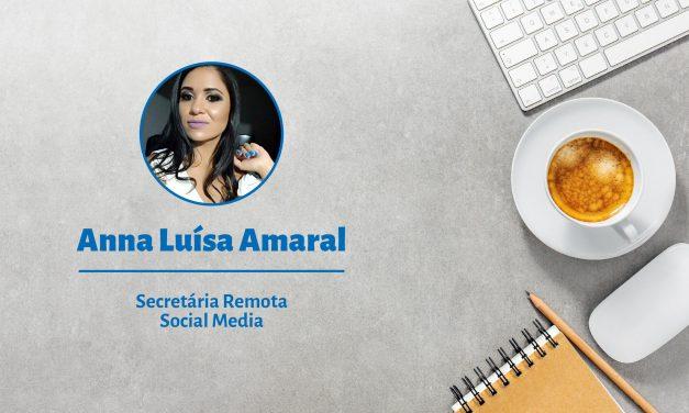 Anna Luísa Amaral | Freelancer