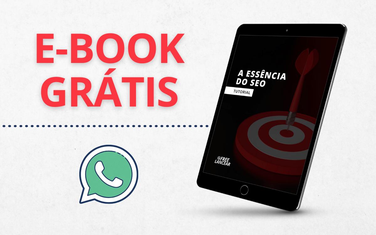 E-book Gratis A Essencia do SEO