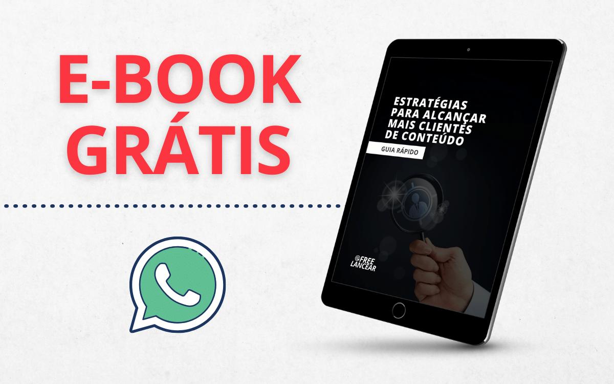E-book Gratis Estrategias para alcancar mais clientes de conteudo